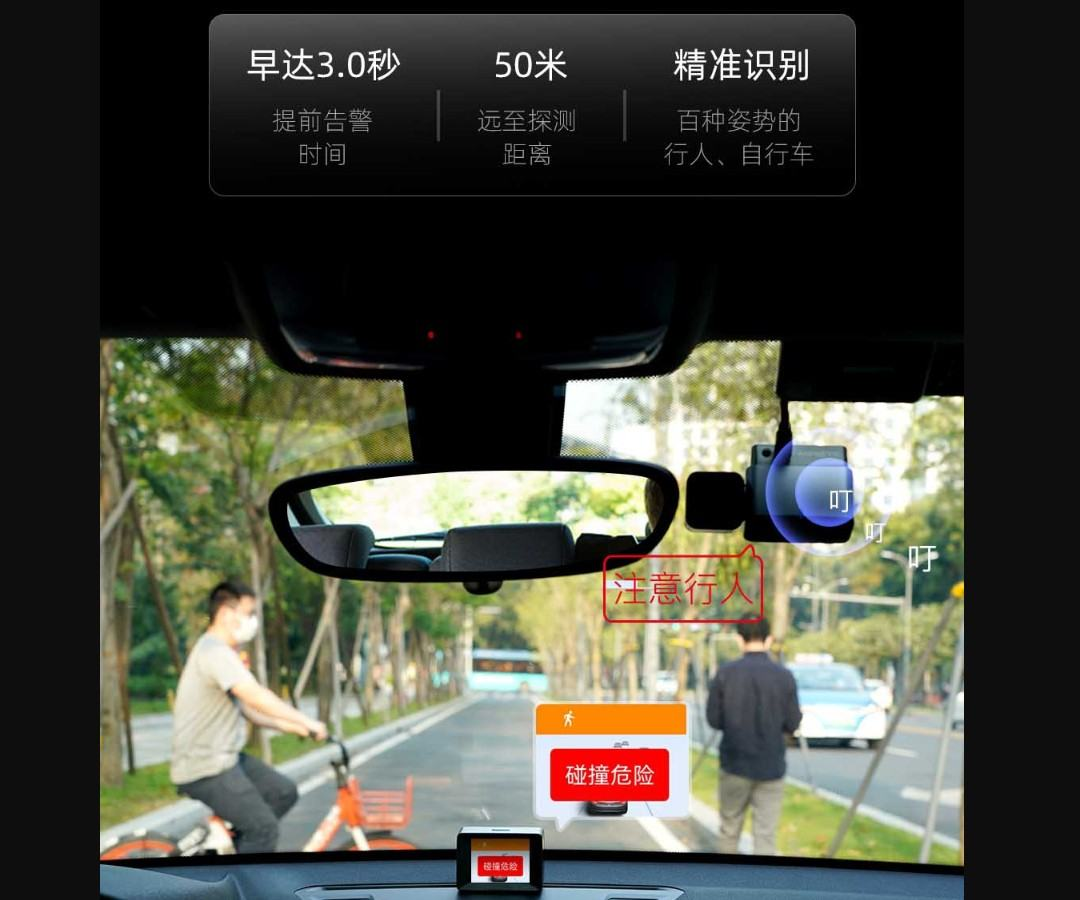 Xiaomi MINIEYE AI_detekcia