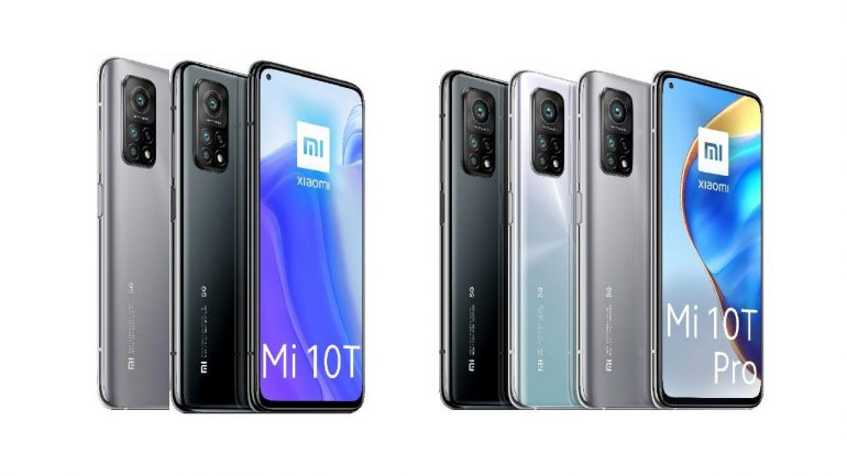 Xiaomi Mi 10T_produktova rada smartfonov