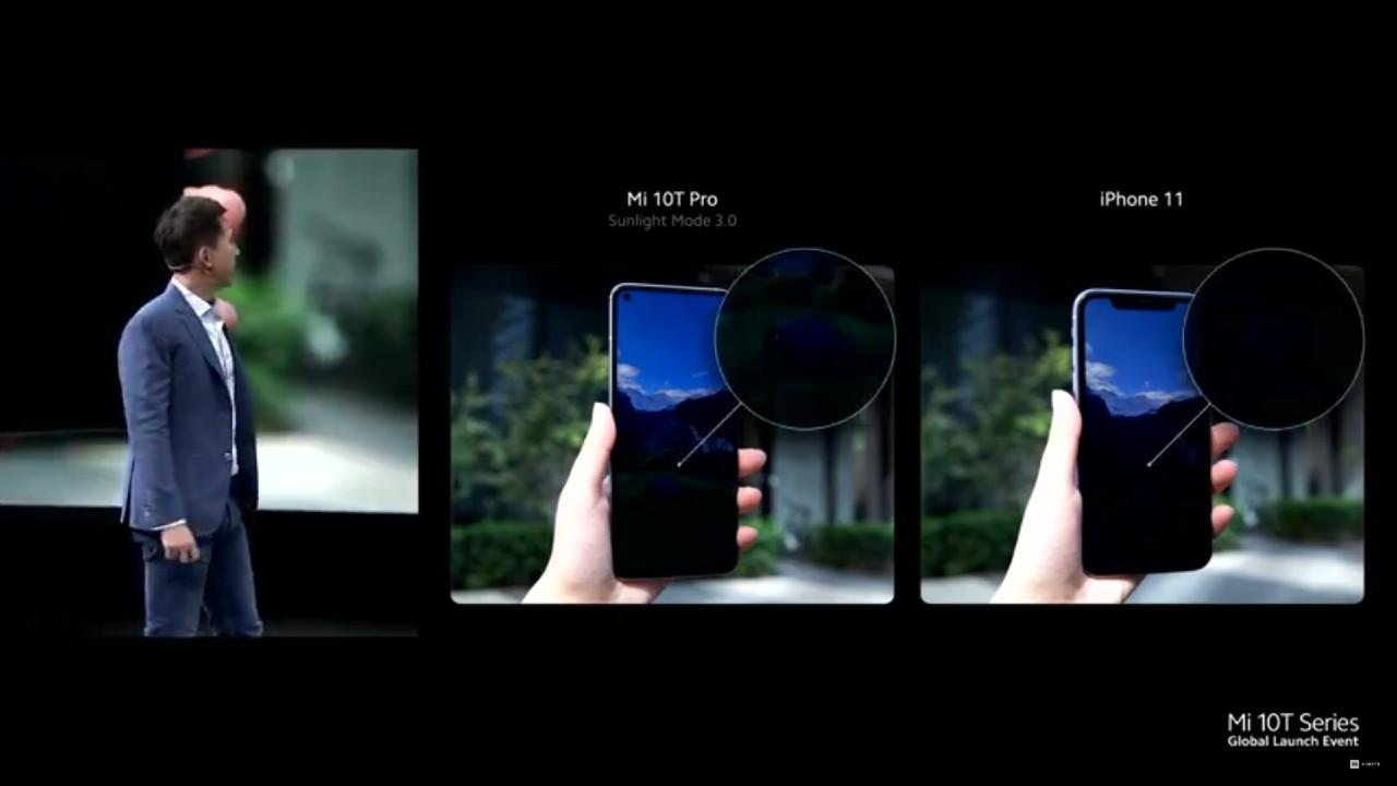 Xiaomi Mi 10T_sun light mode 3.0