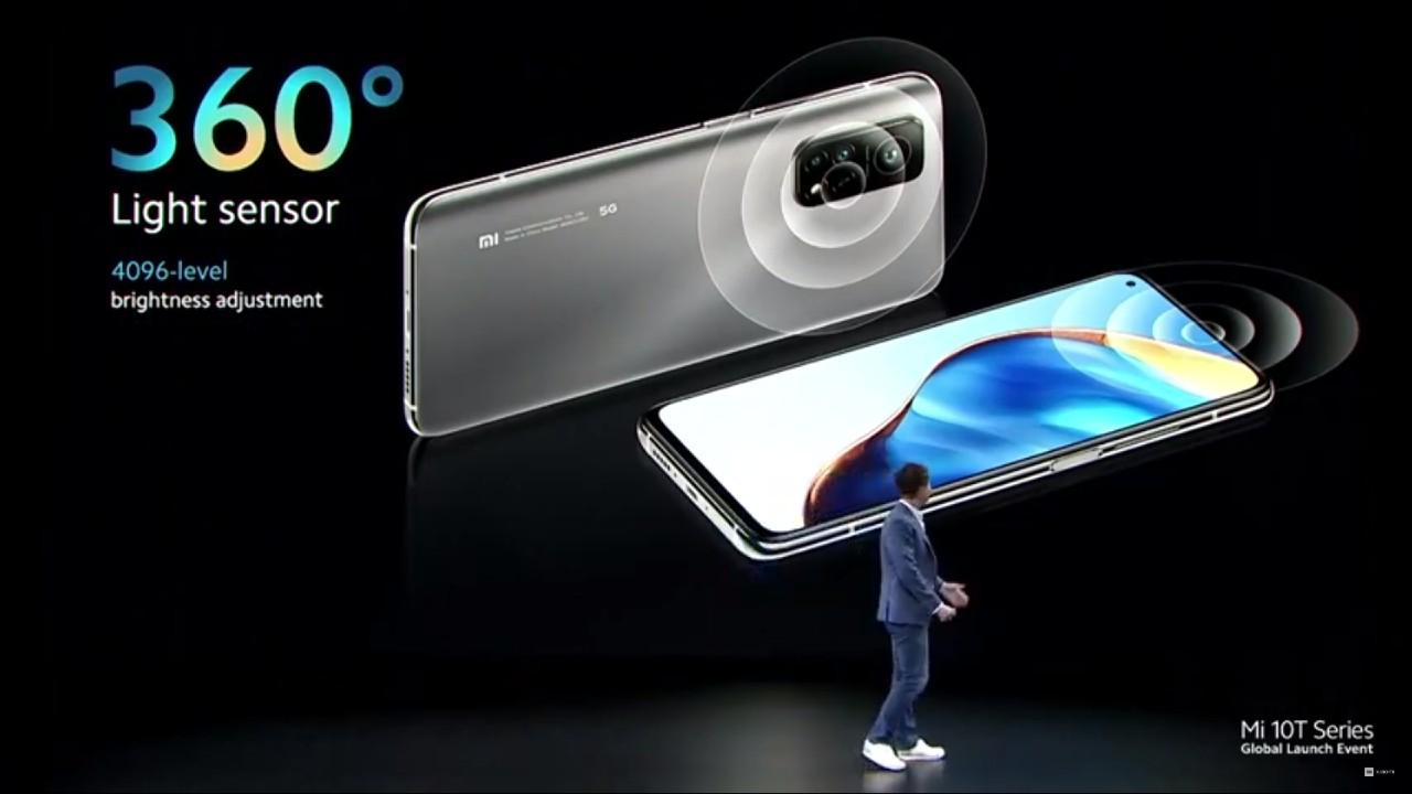 Xiaomi svetelny senzor 360 stupnov