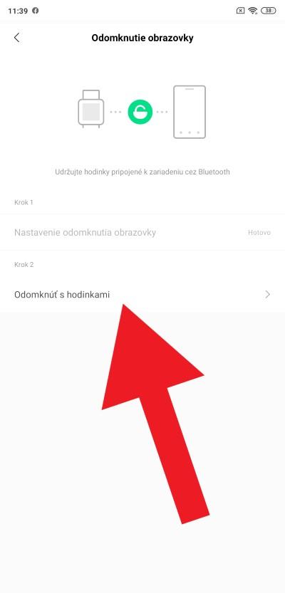 nastavenie odomknutia smartfonu pomocou chytrych hodiniek_3