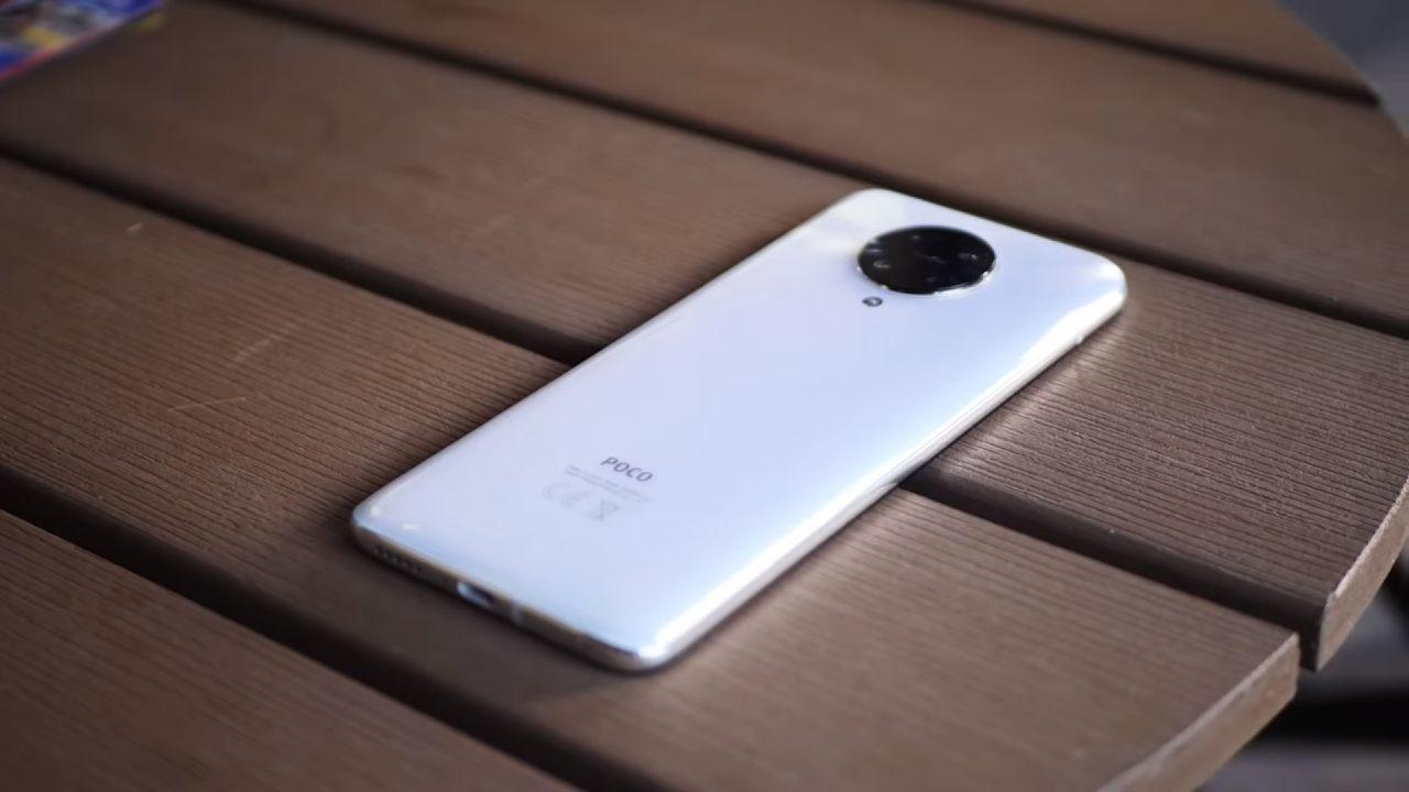 Poco phone F2 Pro