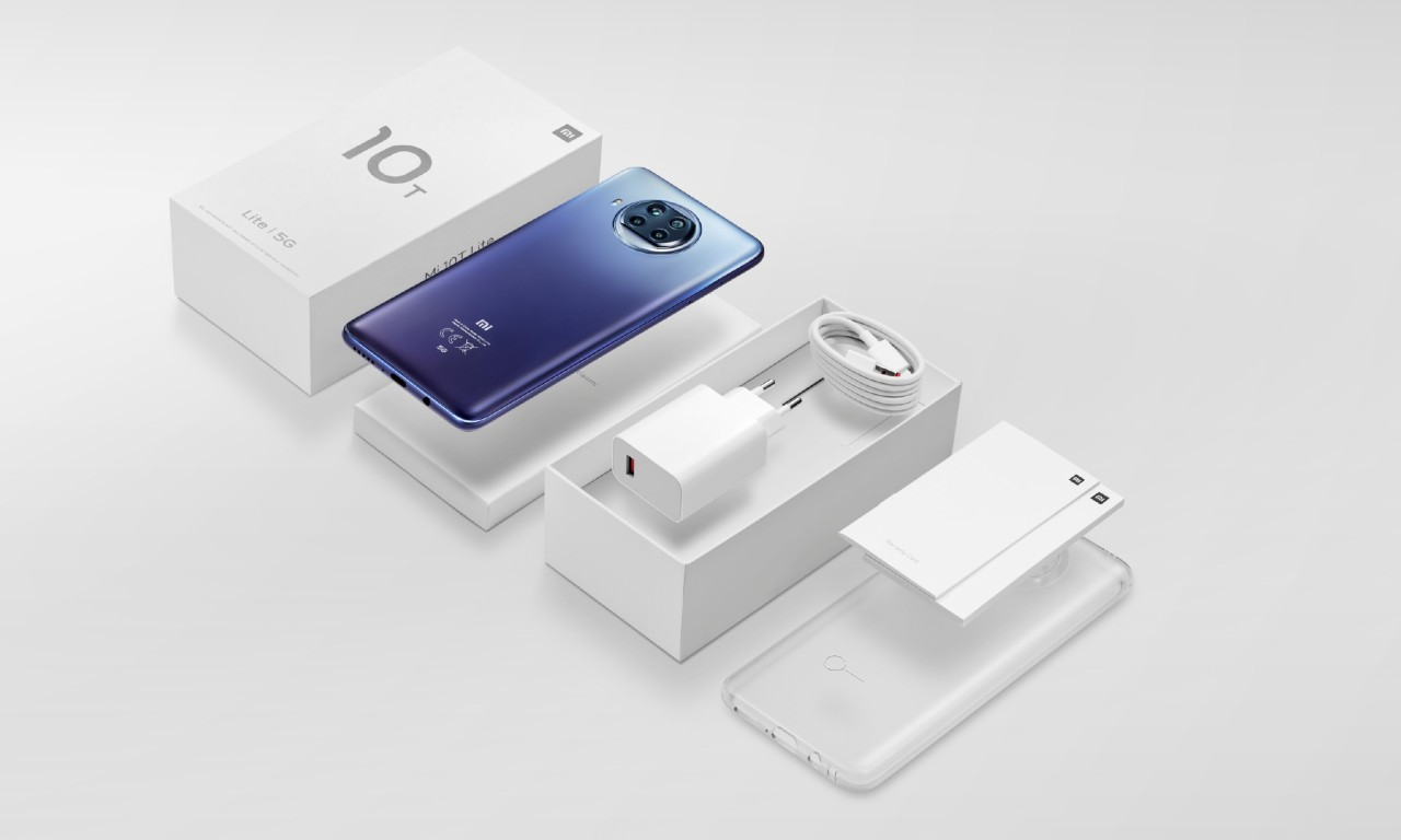 Xiaomi Mi 10T Lite_balenie
