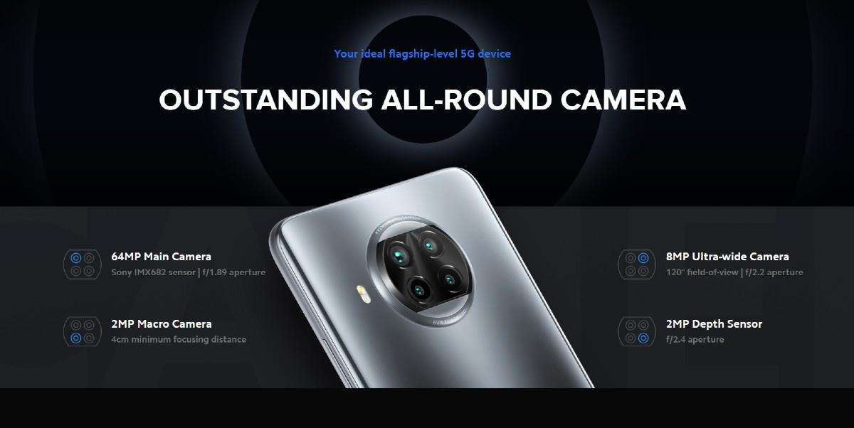 Xiaomi Mi 10T Lite_kamera