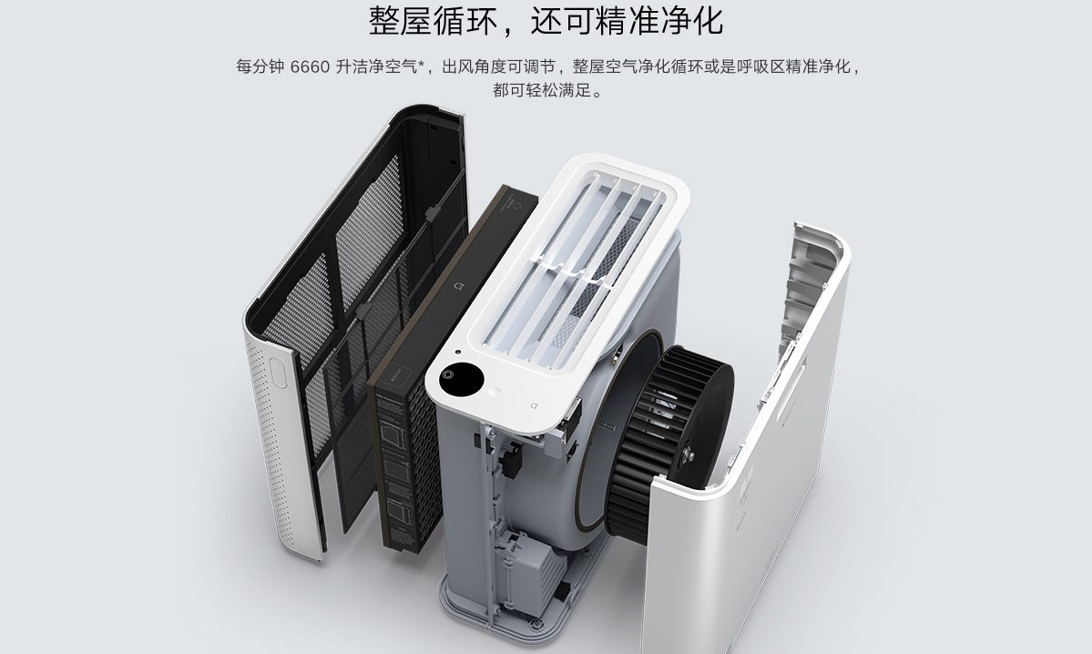 Xiaomi Mijia X_konstrukcia cisticky