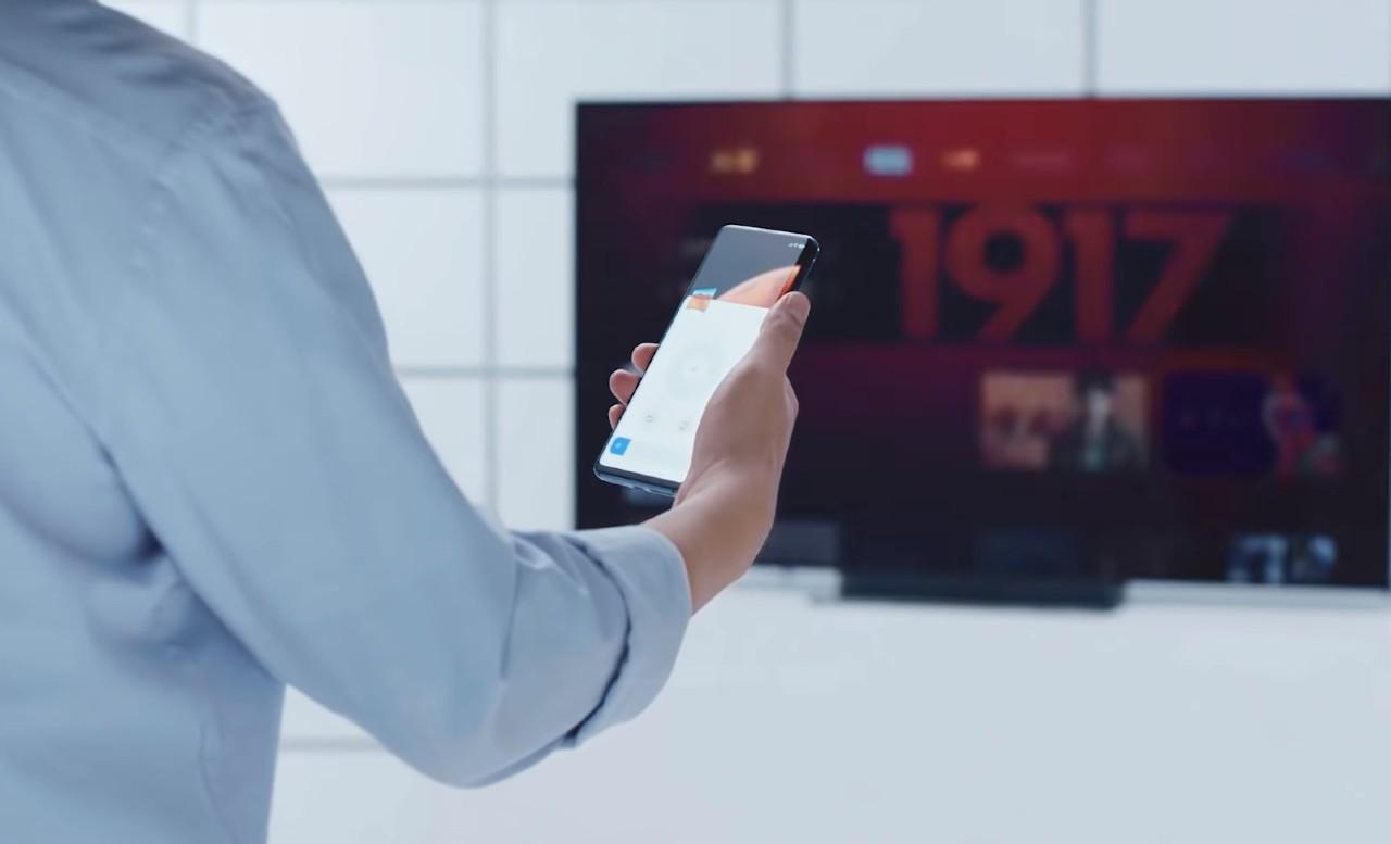 Xiaomi UWB technologia