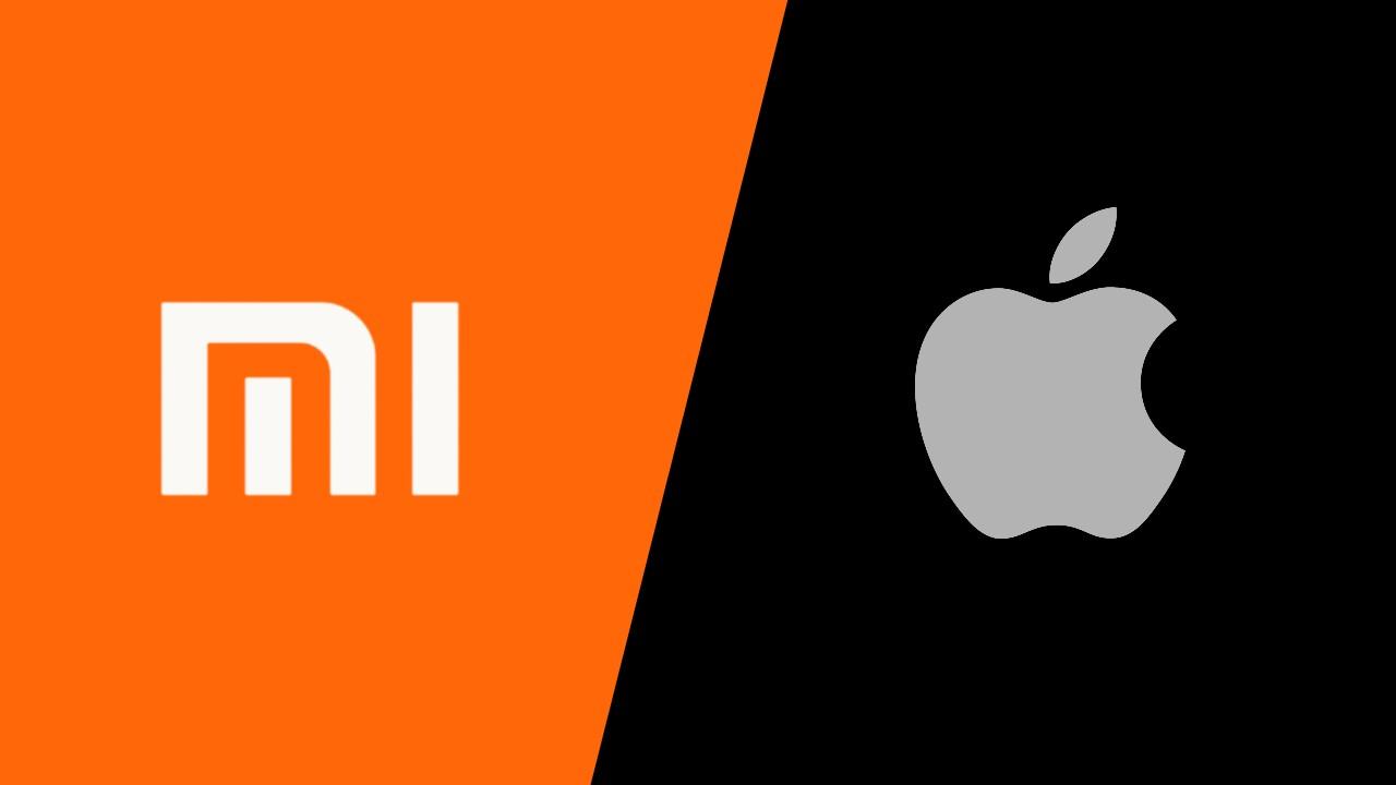 Xiaomi a Apple
