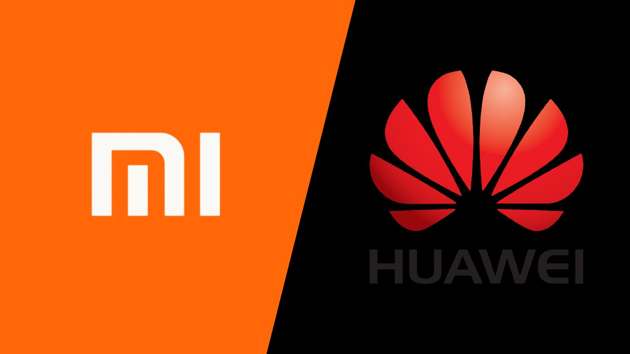 Xiaomi a Huawei