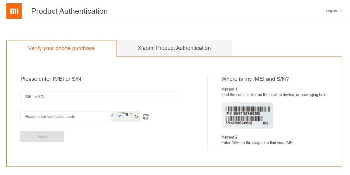 Xiaomi urcenie distribucie zariadenia