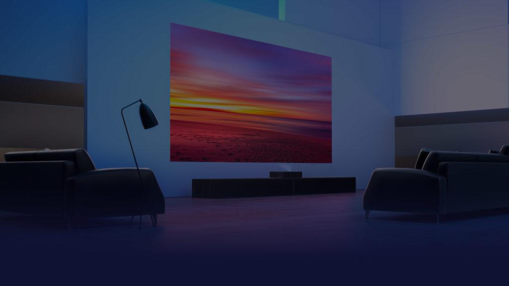 """Xiaomi Mi 4K Laser Projector 150"""""""