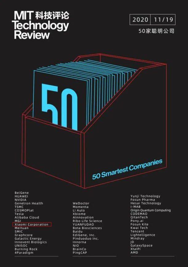 TOP 50 najchytrejsich spoločnosti v IT priemysle