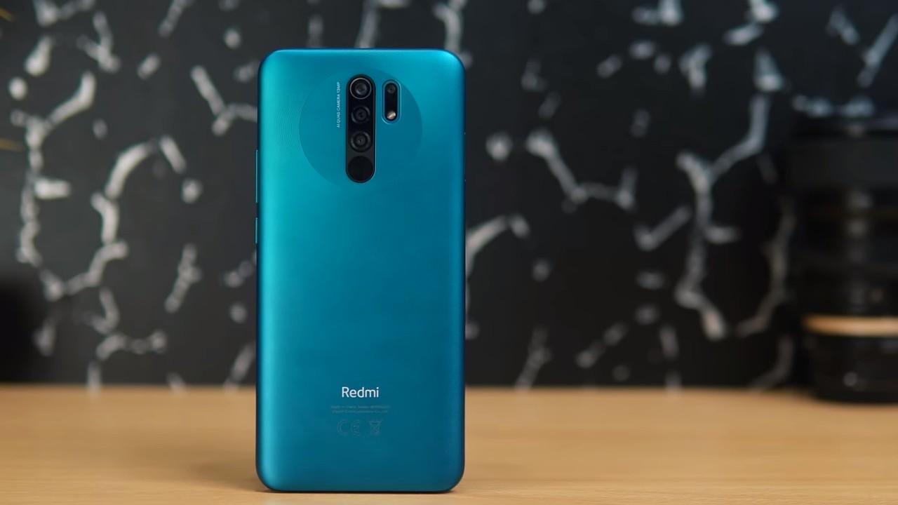 Xiaomi Redmi 9 recenzia