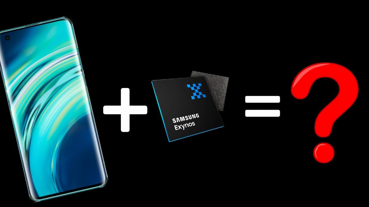 Xiaomi procesor Exynos