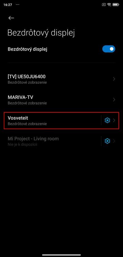 Xiaomi zdielanie obrazovky smartfonu na pocitac_3