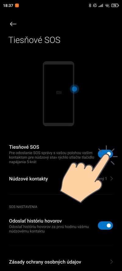 SOS Funkcia_Xiaomi navod_1 (2)