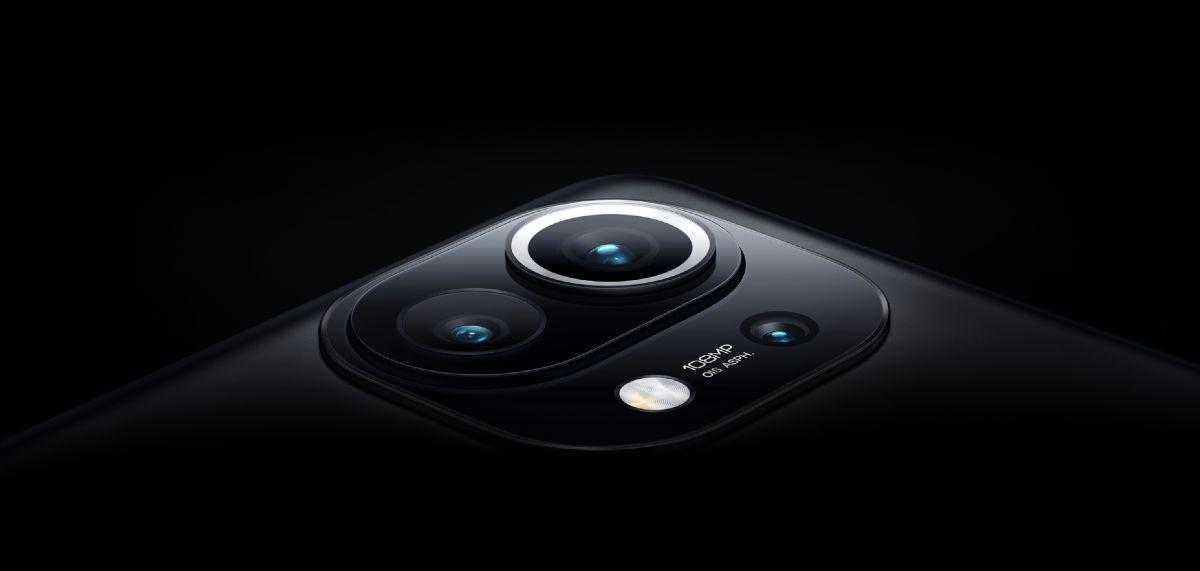 Xiaomi Mi 11 kamera smartfonu