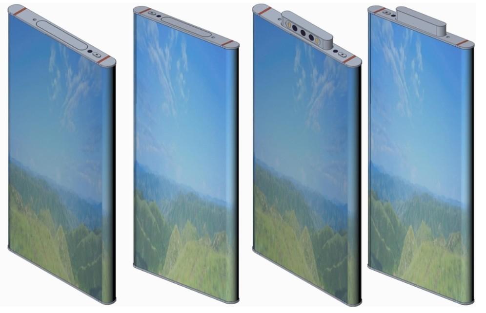 Xiaomi Patent smartfonu_ide o mi mix 4