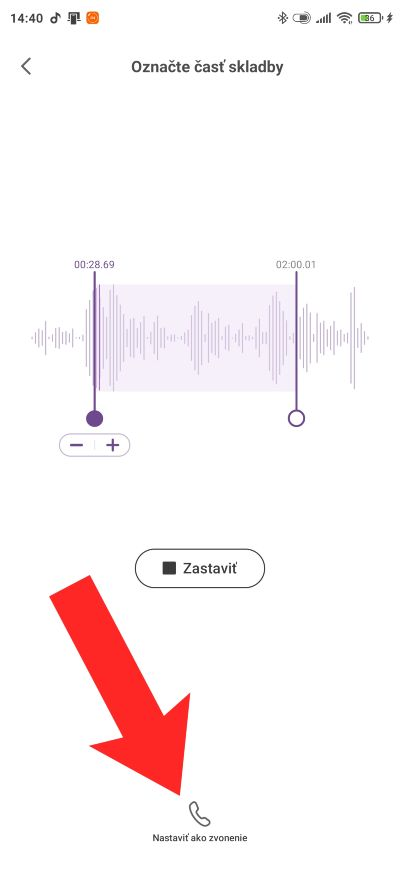 Xiaomi_aplikacia hudba_nastavenia tonu zvonenia_3