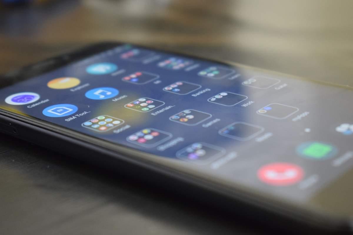 Aplikácie v Xiaomi.