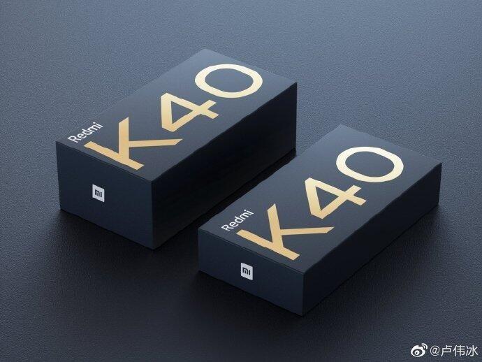 Redmi K40_produktove balenie