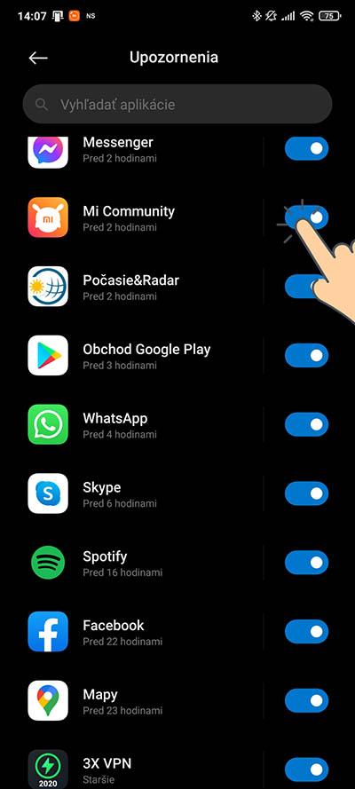 Xiaomi nastavenia upozorneni_3