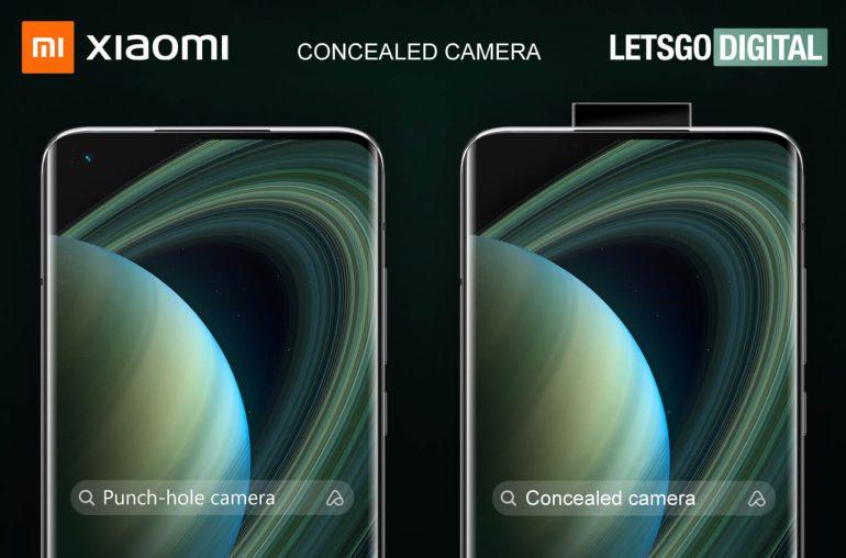 Xiaomi patent kamerovy modul so zrkadlom_1