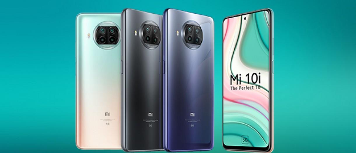 Farebné varianty Xiaomi Mi 10i