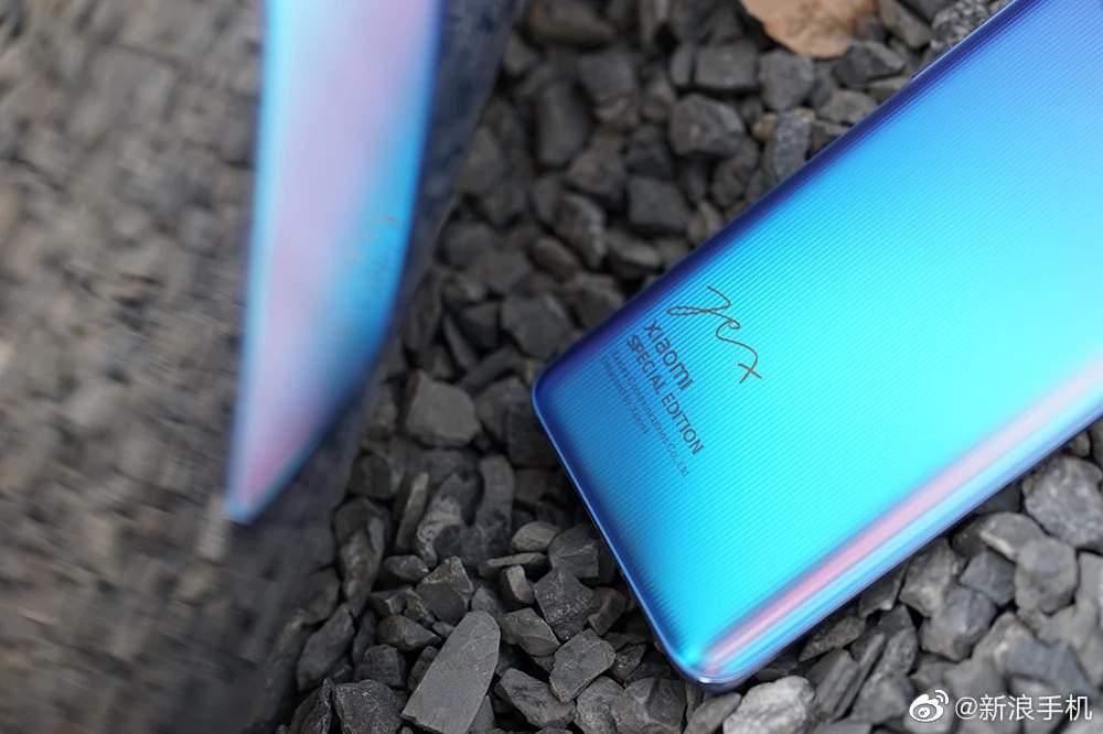 Xiaomi Mi 11 Special Edition Lei Jun Signature. Zdroj: Xiaomi