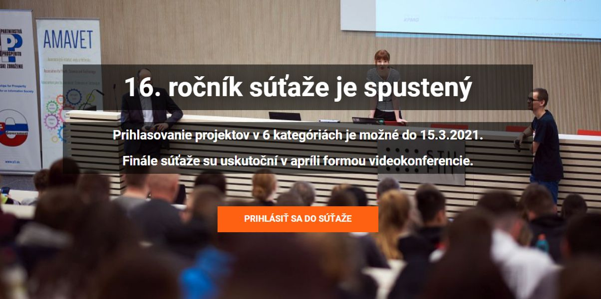 Junior internet registracia