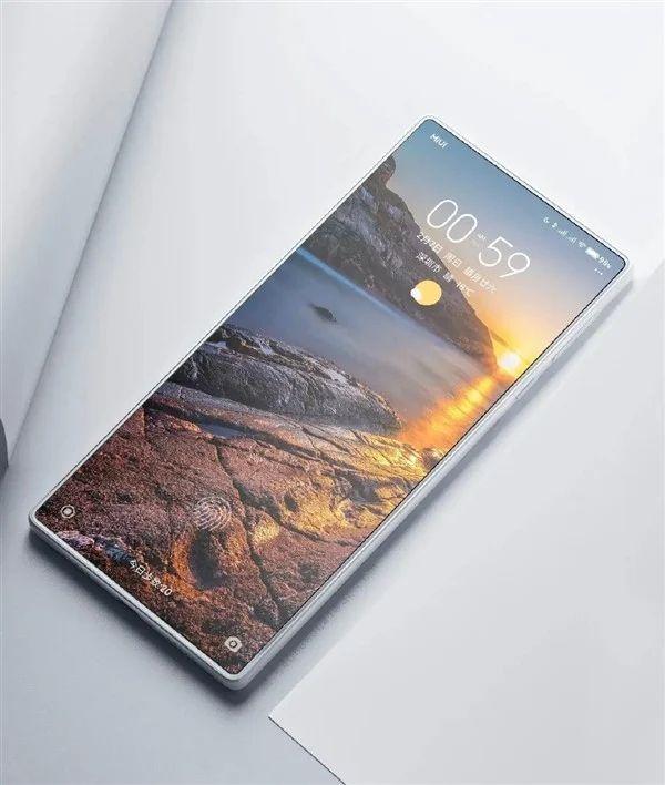 Rednder Xiaomi Mi Mix 4