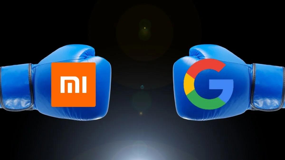 Xiaomi-vs-google