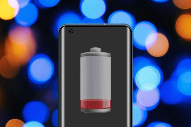 Skontrolujte stav vašej batérie v tajnom menu.