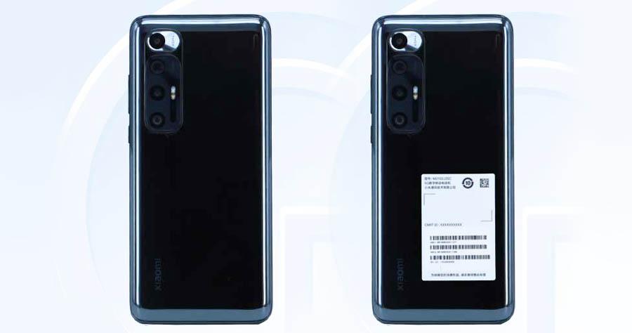 neznamy Xiaomi smarton z produktovej rady Mi 10