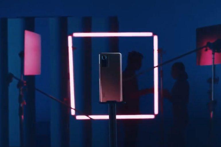 Oficiálne zábery Redmi Note 10 z teasingového videa.