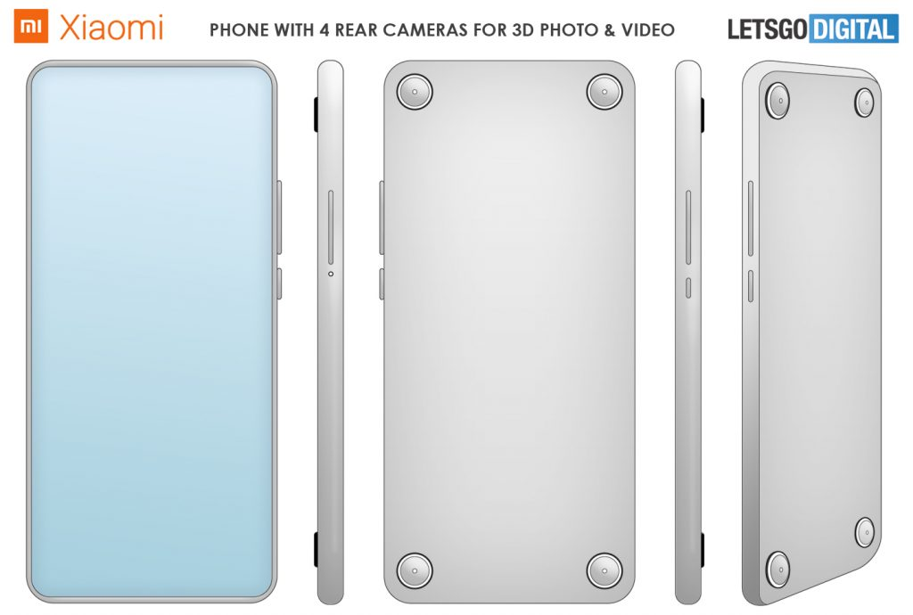 Smartfón, ktorý zvládne 3D fotografie a 3D videá.