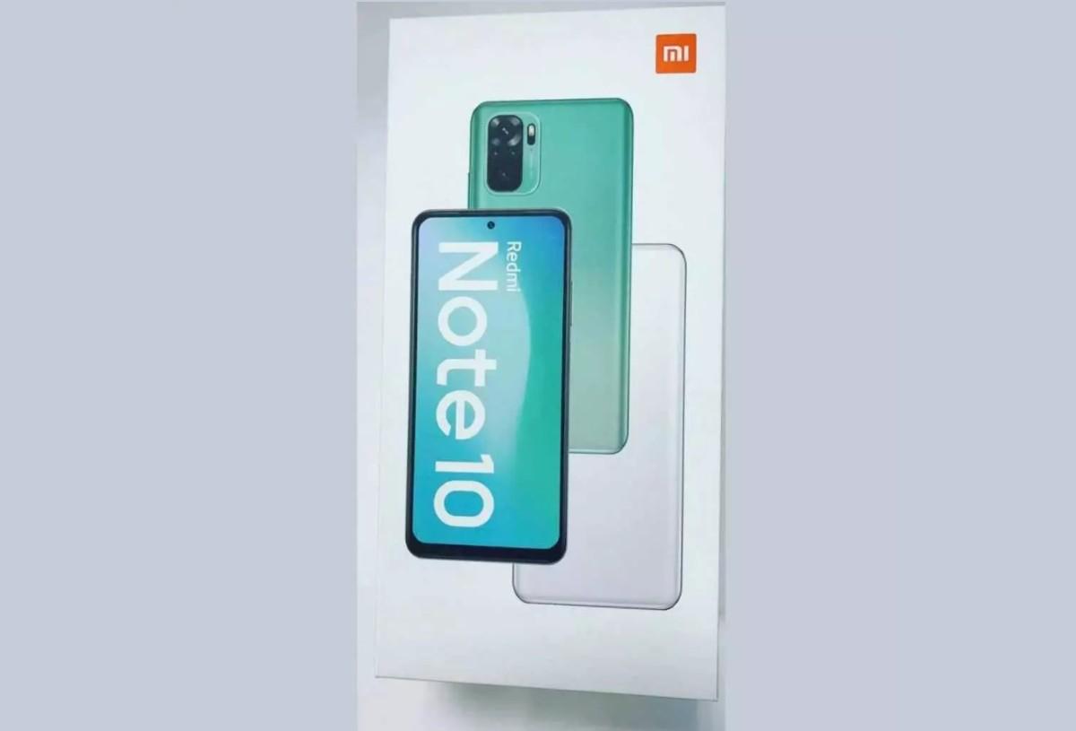Redmi Note 10 cena smartfonu