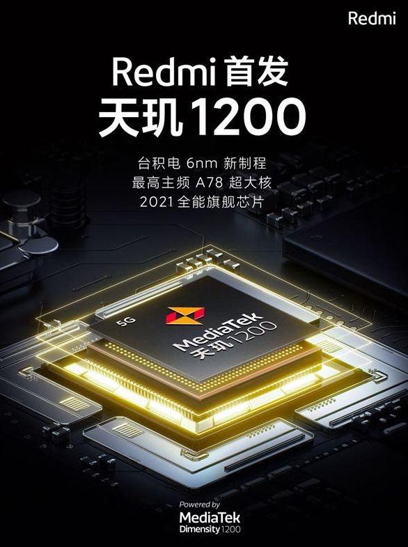 Redmi_smartfon pohanany procesorom MediaTek 1200