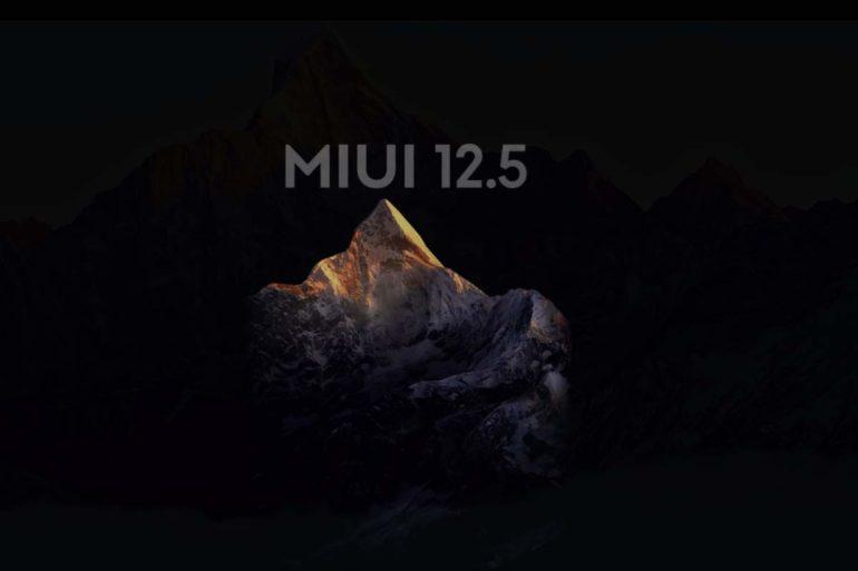 MIUI 12.5 môžete získať skôr, ako ktokoľvek iný.