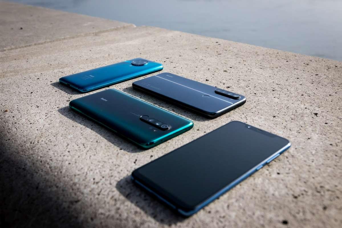 Xiaomi, Redmi a POCO
