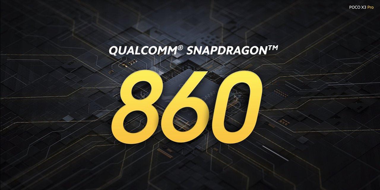 K veľkému výkonnostnému posunu dochádza aj v prípade použitia procesora Snapdragon 860.