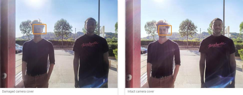 Aký vplyv má poškriabaná šošovka na kvalitu vašich fotografií?
