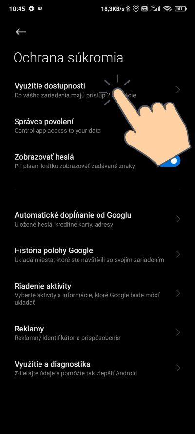 Pristup aplikacii k smartfonu_2