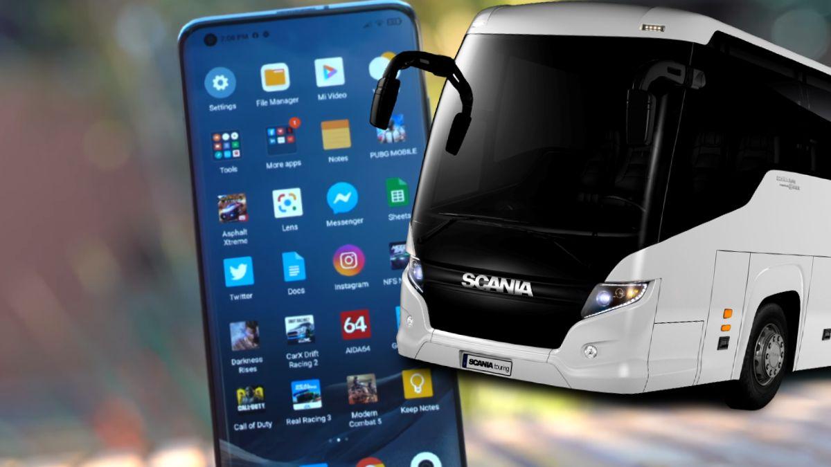Xiaomi Mi 10 prejdeny autobusom