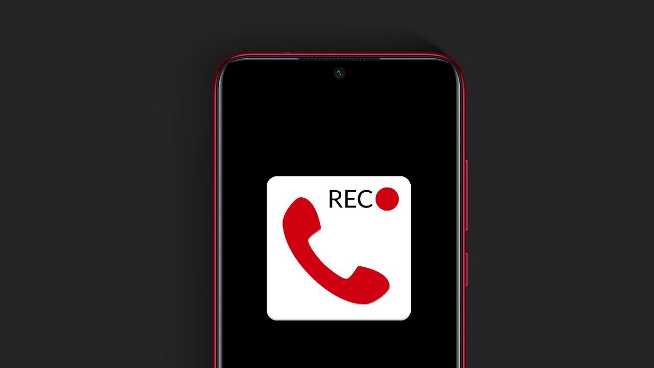Xiaomi nahravanie hovorov