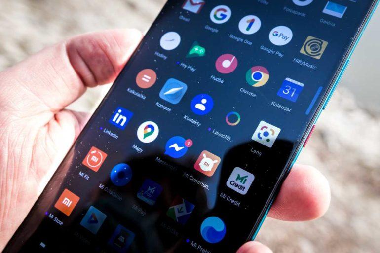 Aké aplikácie máte v telefóne vy?