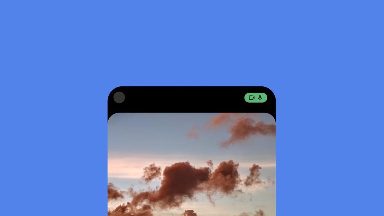 Android 12_indikator sukromia