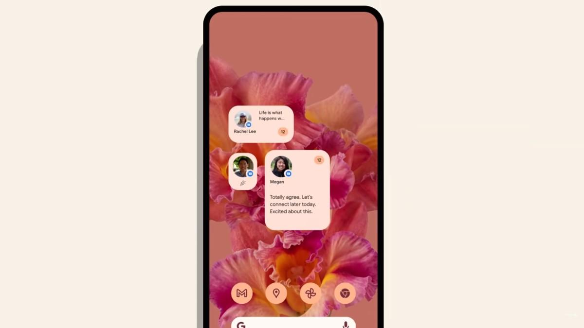 Android 12_komunikacne widgety