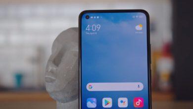 Xiaomi 11 Lite_displej