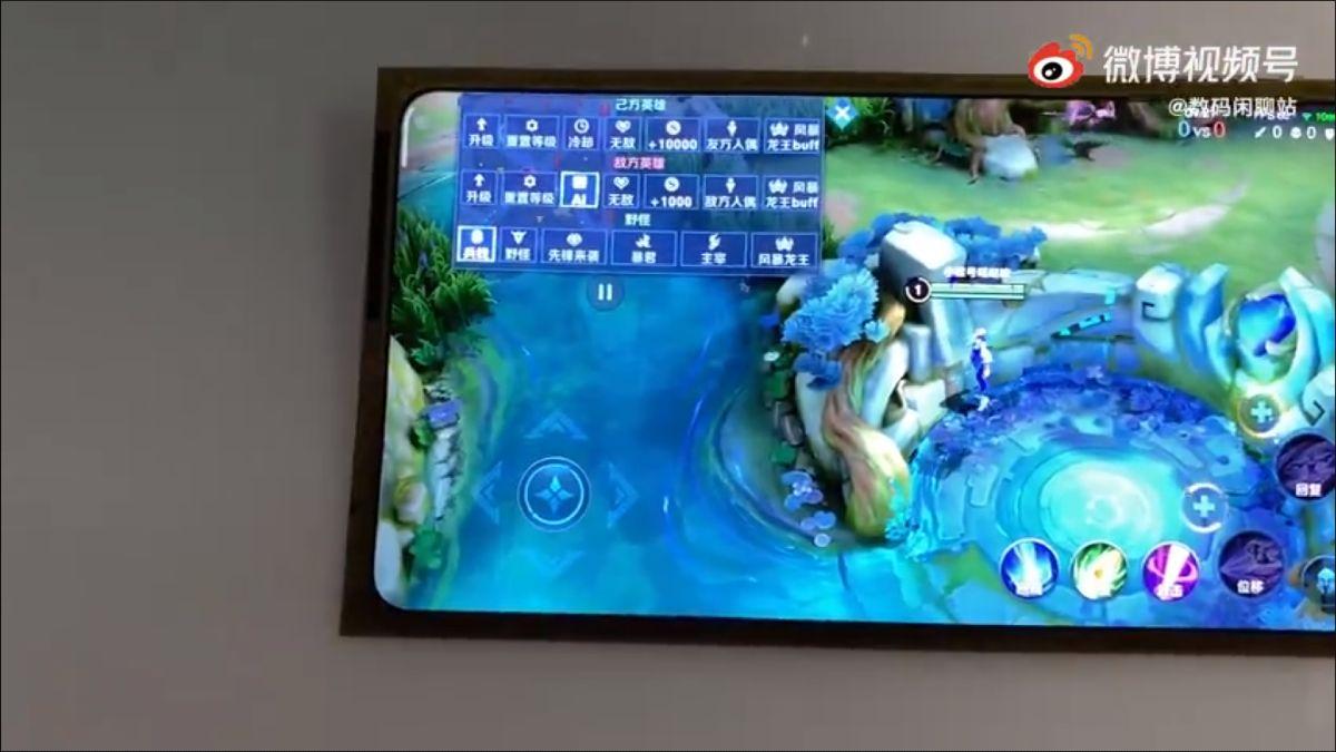 Xiaomi Mi Mix 4_displej_kamera pod displejom