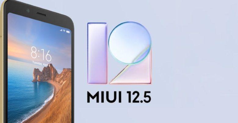Redmi 7A dostava MIUI 12.5 aktualizaciu